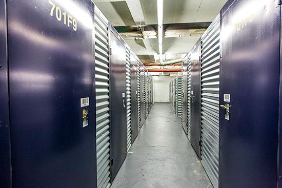 On-Site Personal Storage Lockers
